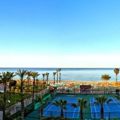 Sultan Sipahi Resort Hotel пляж