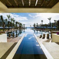 Отель Chileno Bay Resort & Residences Кабо-Сан-Лукас приотельная территория