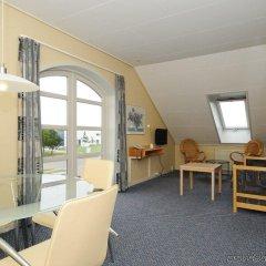 Hotel Søparken комната для гостей фото 4