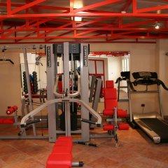Hotel Adria Бари фитнесс-зал