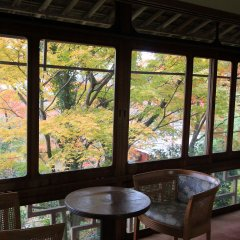 Отель Cultural Property Of Japan Senzairo Йоро балкон