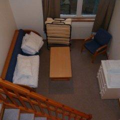 Отель Roligheden Ferieleiligheter Кристиансанд удобства в номере