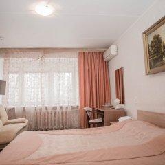 Гостиница Амакс Юбилейная 3* Стандартный номер с двуспальной кроватью фото 4