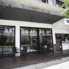 Yaks House Hostel Бангкок гостиничный бар