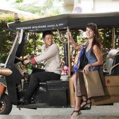 Отель Solitaire Bangkok Sukhumvit 11 интерьер отеля фото 2