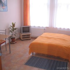 Отель Aparthotel City 5 комната для гостей