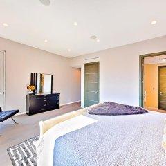 Отель Villa Giselle США, Лос-Анджелес - отзывы, цены и фото номеров - забронировать отель Villa Giselle онлайн комната для гостей фото 2