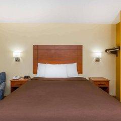Отель Howard Johnson Express Inn Spartanburg - Expo Center комната для гостей фото 2
