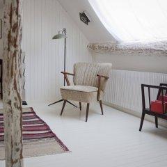 Hotel du Temps комната для гостей