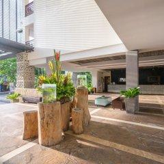 Sun Island Hotel Kuta интерьер отеля