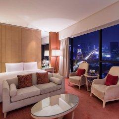 Renaissance Chengdu Hotel комната для гостей