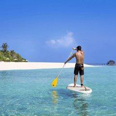 Отель Ja Manafaru (Ex.Beach House Iruveli) Остров Манафару приотельная территория фото 2
