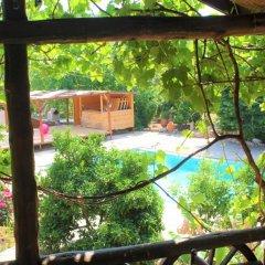 Kas Dogapark Турция, Патара - отзывы, цены и фото номеров - забронировать отель Kas Dogapark онлайн балкон