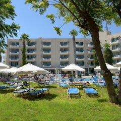 Artemis Hotel Apartments Протарас пляж
