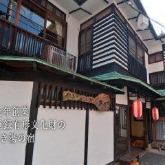 Отель Kiya Ryokan Япония, Мисаса - отзывы, цены и фото номеров - забронировать отель Kiya Ryokan онлайн вид на фасад