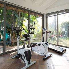Отель Luxury Italian Lakes Villa With Private Pool, Gym, Bbq, Free Wifi, Lake Views Вербания фитнесс-зал фото 2