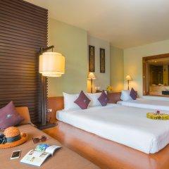 The Royal Paradise Hotel & Spa 4* Стандартный номер с различными типами кроватей фото 6