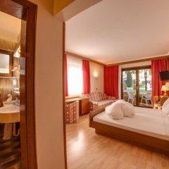 Отель Wellnesshotel Glanzhof Марленго комната для гостей фото 2