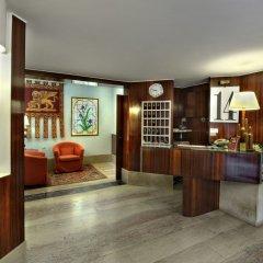 Hotel Caprera интерьер отеля