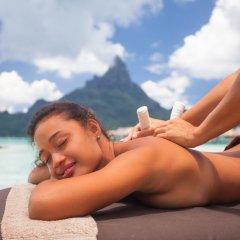Отель InterContinental Bora Bora Resort and Thalasso Spa сауна