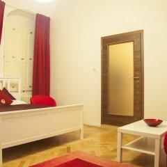 Отель Cherry Charm Apartment Чехия, Прага - отзывы, цены и фото номеров - забронировать отель Cherry Charm Apartment онлайн комната для гостей фото 5