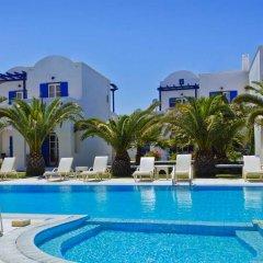Отель Louis Studios Hotel Греция, Остров Санторини - отзывы, цены и фото номеров - забронировать отель Louis Studios Hotel онлайн бассейн фото 3
