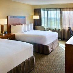 Отель Hilton New York JFK Airport США, Нью-Йорк - отзывы, цены и фото номеров - забронировать отель Hilton New York JFK Airport онлайн комната для гостей фото 4