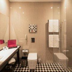Отель Quentin Prague Чехия, Прага - отзывы, цены и фото номеров - забронировать отель Quentin Prague онлайн ванная