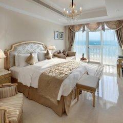 Kempinski Hotel & Residences Palm Jumeirah 5* Люкс с различными типами кроватей фото 19