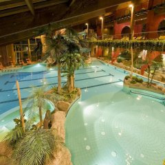 Отель Residence Arunda Натурно бассейн фото 2