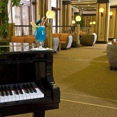 Отель Emerald Beach Resort & SPA Болгария, Равда - отзывы, цены и фото номеров - забронировать отель Emerald Beach Resort & SPA онлайн интерьер отеля фото 2