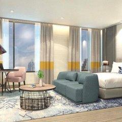 Отель AVANI Sukhumvit Bangkok комната для гостей фото 5