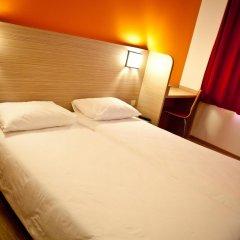 Отель Premiere Classe Wroclaw Centrum Польша, Вроцлав - 4 отзыва об отеле, цены и фото номеров - забронировать отель Premiere Classe Wroclaw Centrum онлайн комната для гостей
