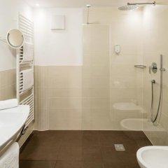 Hotel Almina Рачинес-Ратскингс ванная