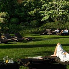 Отель Aspria Royal La Rasante Бельгия, Брюссель - отзывы, цены и фото номеров - забронировать отель Aspria Royal La Rasante онлайн сауна