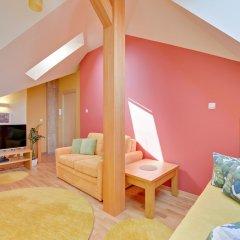 Апартаменты Lion Apartments - Avocado Сопот комната для гостей фото 3