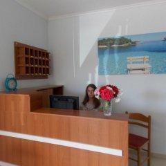 Hotel Chris удобства в номере фото 2