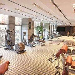Отель Aloft Seoul Gangnam фитнесс-зал