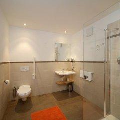 Hotel Ultnerhof Монклассико ванная