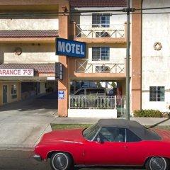 Отель Starlight Inn Valley Blvd США, Лос-Анджелес - отзывы, цены и фото номеров - забронировать отель Starlight Inn Valley Blvd онлайн парковка