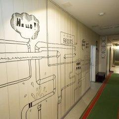 Хостел 25 Hours Вильнюс интерьер отеля