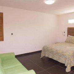 Отель Los Milagros Hotel Мексика, Кабо-Сан-Лукас - отзывы, цены и фото номеров - забронировать отель Los Milagros Hotel онлайн комната для гостей фото 4
