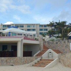 Апартаменты Apartment Solymar Cancun Beach вид на фасад