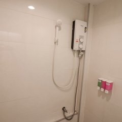 Отель Nida Rooms Saladaeng 130 Silom Walk Бангкок ванная