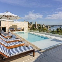 Отель Intercontinental Sydney Double Bay Истерн-Сабербс бассейн фото 2
