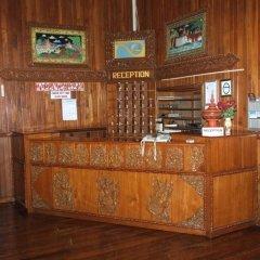 Nanda Wunn Hotel - Hostel интерьер отеля фото 2