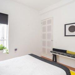 Отель Black & White Apartment Мексика, Мехико - отзывы, цены и фото номеров - забронировать отель Black & White Apartment онлайн комната для гостей фото 2