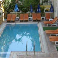 Sun Maris City Турция, Мармарис - отзывы, цены и фото номеров - забронировать отель Sun Maris City онлайн бассейн фото 3