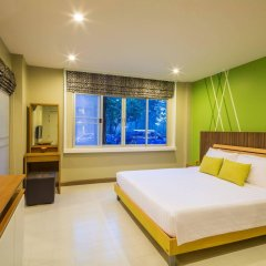 Отель Pattana Residence комната для гостей