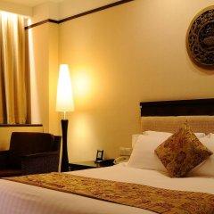 Отель Riyuegu Hotsprings Resort комната для гостей